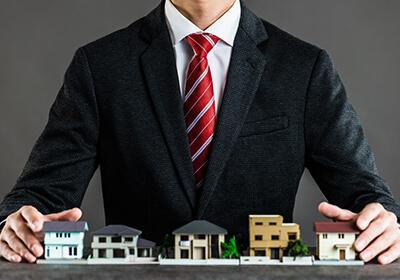 不動産売却の実績が豊富