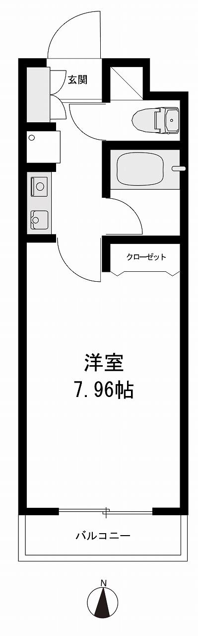 パサージュ法光寺3階