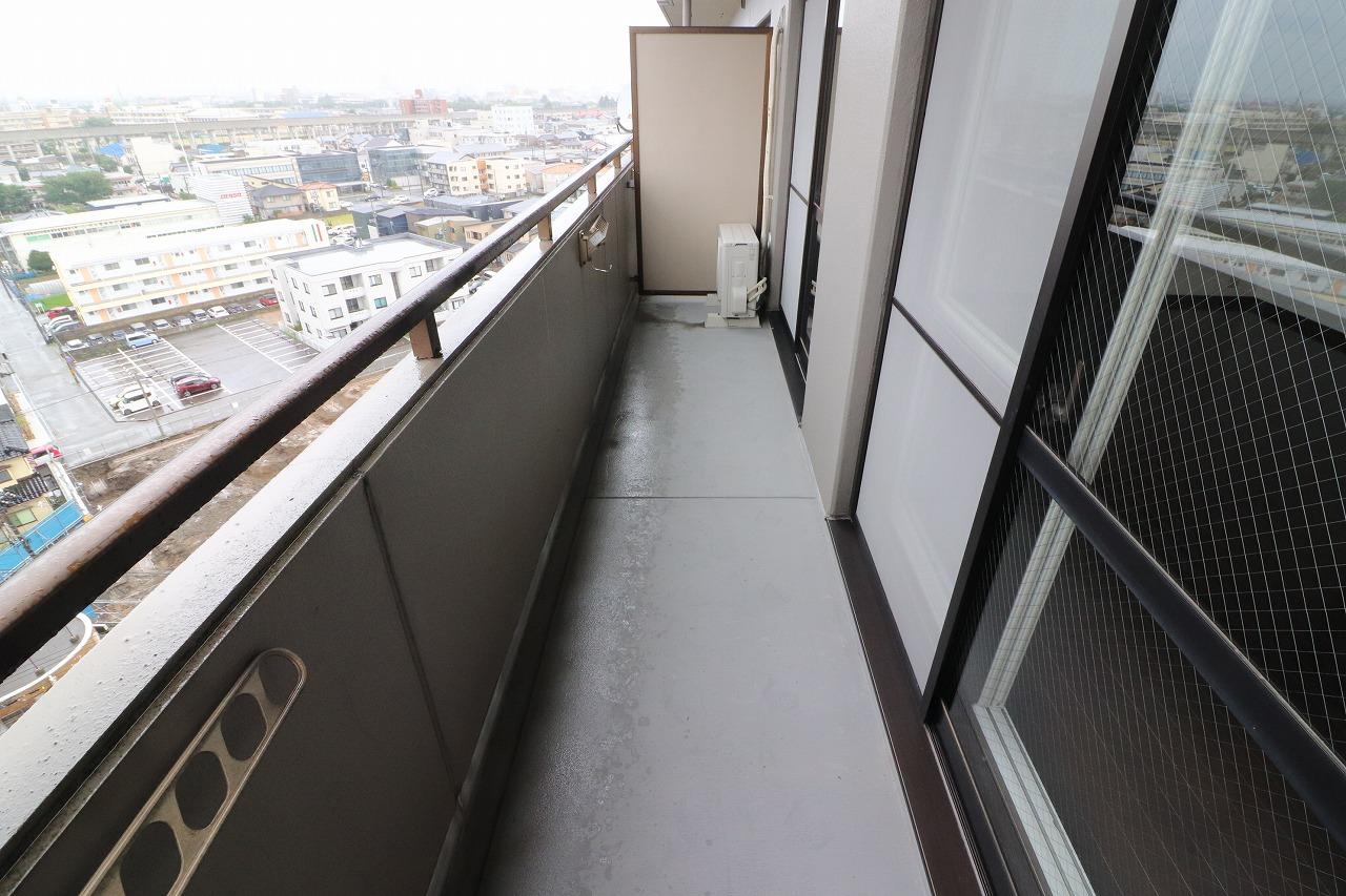 トーカンマンション犀川南11階