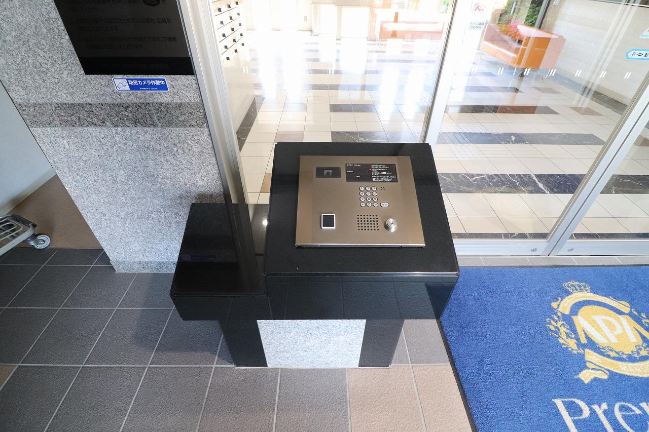 分譲マンション プレミア東金沢駅前6階