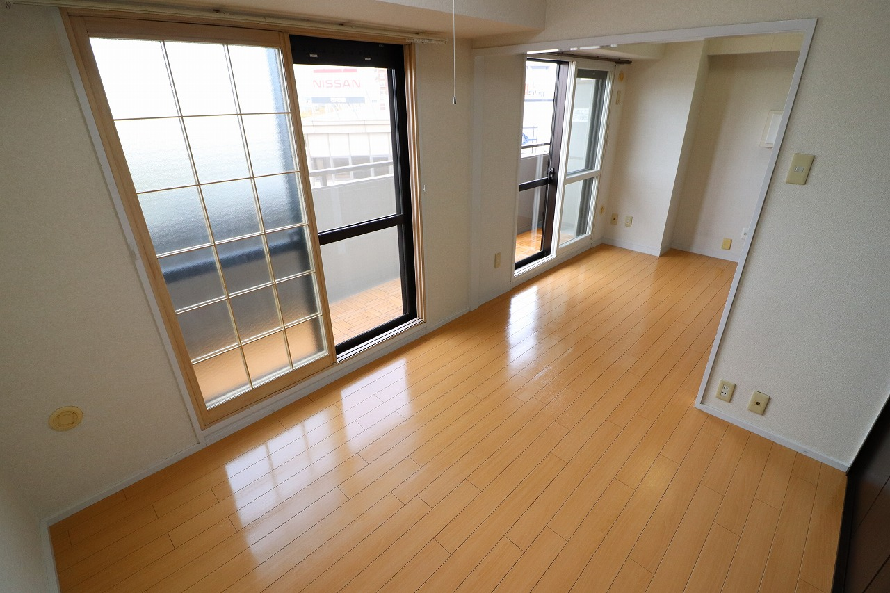 分譲マンション トーカンマンション犀川南5階