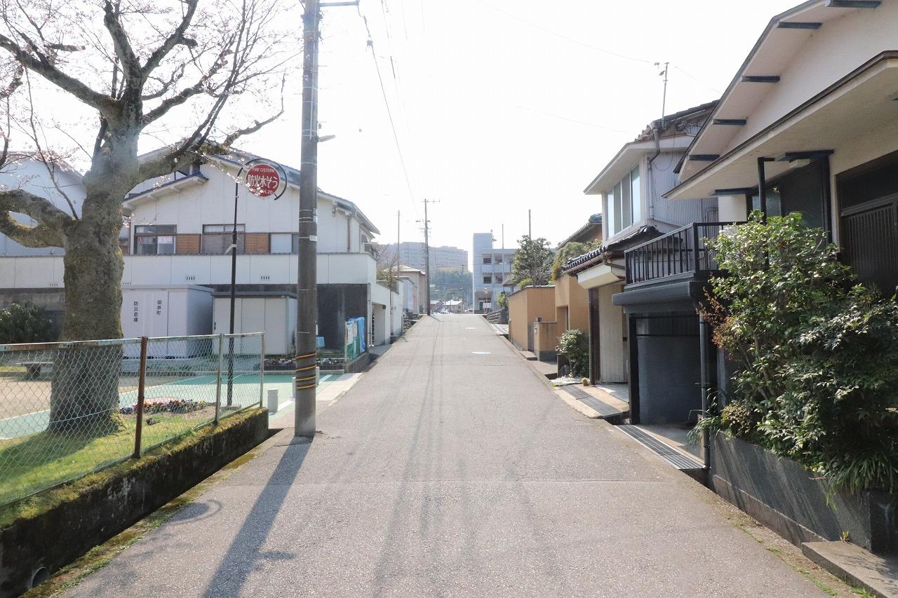 金沢市田井町