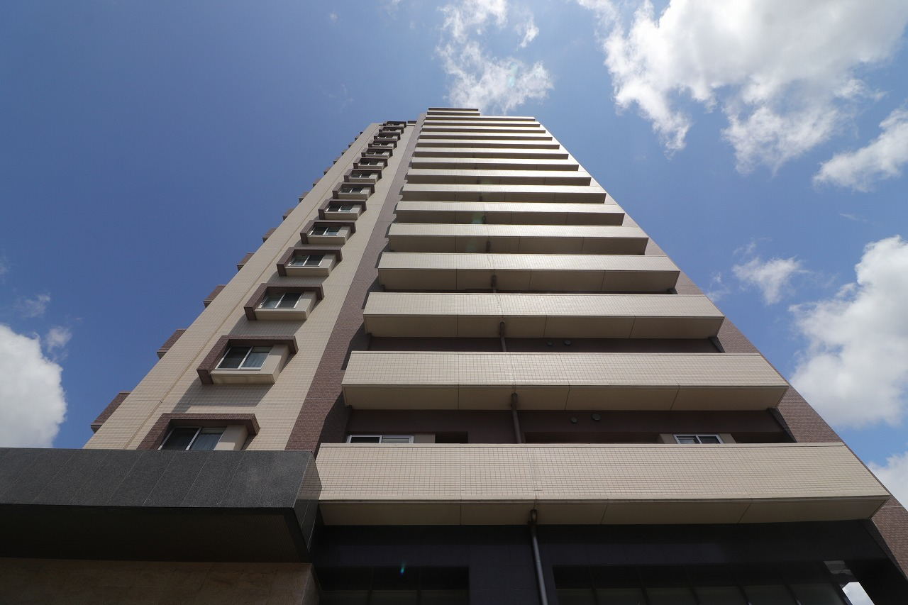 分譲マンション アリストプライムタワー11階