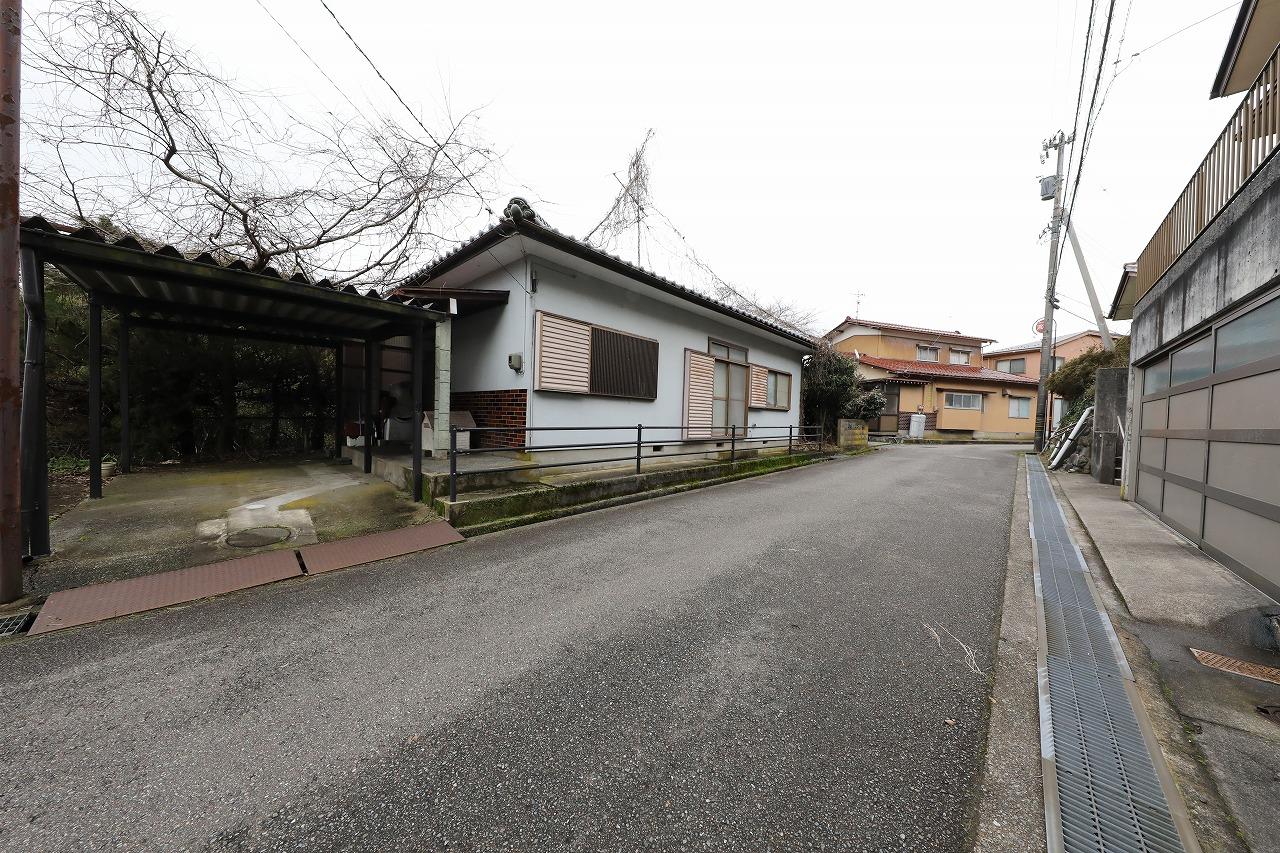 【新規売出情報】土地 金沢市山科町へ