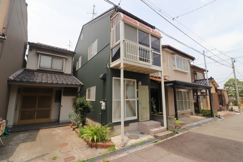 【成約御礼】金沢市野町「戸建」