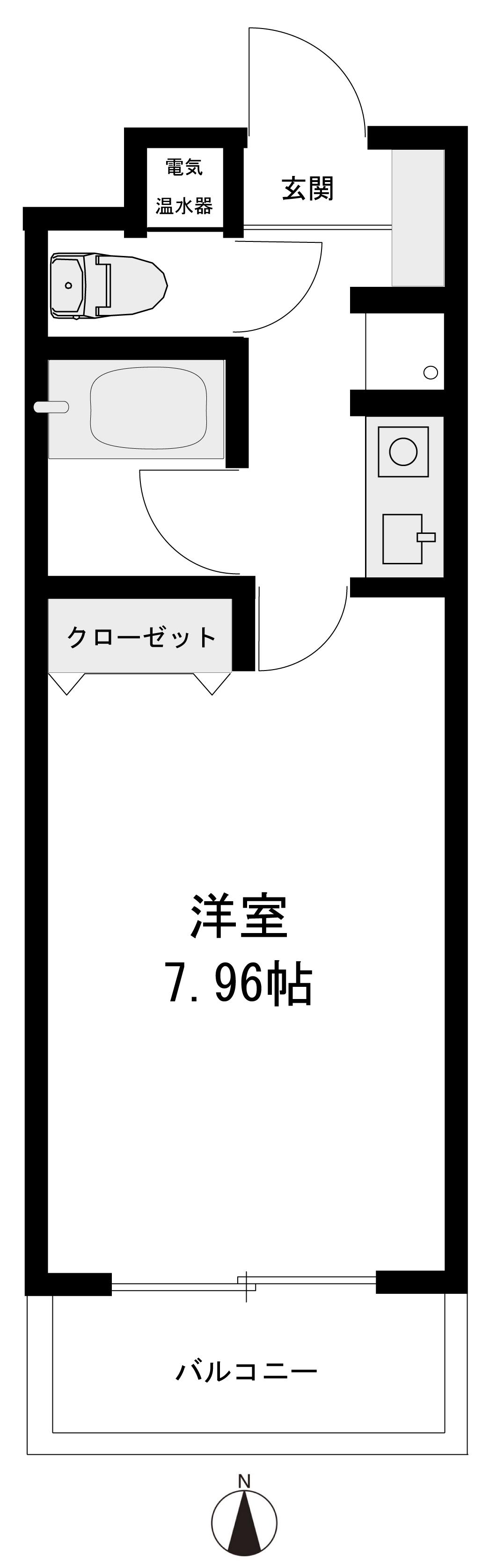 パサージュ法光寺2階