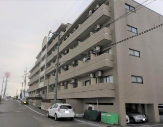 グランヴィレッジ粟崎4階