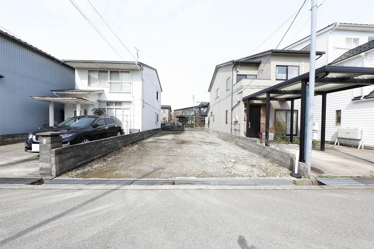 【お引き渡しになりました】金沢市矢木2丁目「土地」