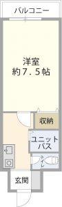 信開グラビス 泉本町4階